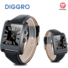 Diggro LF06 Camera Smartphone Pedometer Fitness Tacker for Android IOS Phone SmartWatch Band Mate Call Music Sedentary Reminder(China)