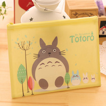 10PCS Cartoon image pen bag Totoro design baby shower return gift christmas gift