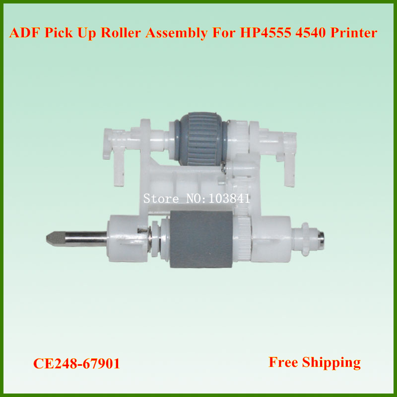 CE248-67901 Compatible ADF Maintenance Kit Pickup Roller Assembly For HP 4555 4540 M4555 M4540 Printer Pick up Roller <br>