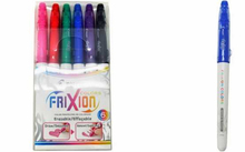 Japan Pilot SW-FC-S6 FRIXION Erasable Pen 6 PCS/SET in 6 colors Painting Drawing graffiti pen school stationery FREE SHIPPING(China)