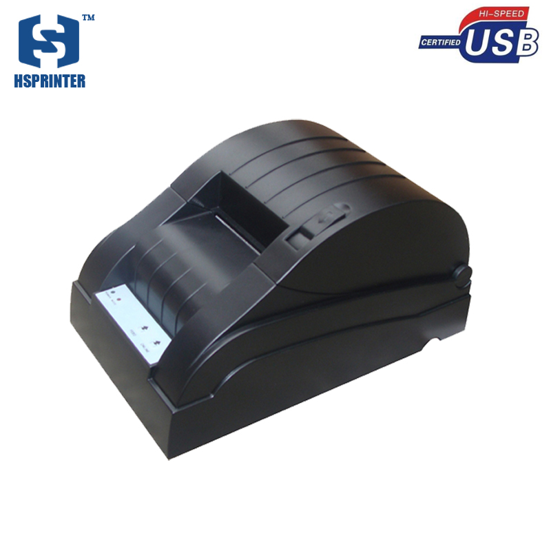 POS 58mm thermal receipt printer usb serial parallel lan interface HS-587U/S/P/L use 58mm thermal paper rolls to print good sale<br><br>Aliexpress