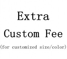 Extra Fee,Extra Custom Fee For Custom Made Color/Size,Urgent Fee(China)