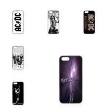 Phone Case Skin Cover music band acdc ac dc For Samsung Galaxy J1 J2 J3 J5 J7 2016 Core 2 S Win Xcover Trend Duos Grand