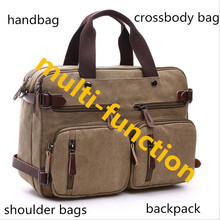 New men's handbags men crossbody bag messenger bags canvas travel shoulder bags