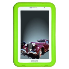MingShore For Sumsung GALAXY Tab 2 7.0 P3100 Silicone Cover Case P3110 7.0 Tablet Cover Case For GALAXY Tab Plus 7.0  Flat Case