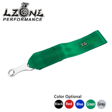 LZONE RACING - New Style TOW STRAP/ TOW ROPES HIGH STRENGTH LIGHTWEIGHT WEBBING TOW ROPE JR-TR91(China)