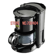 Fully automatic coffee maker drip coffee machine fashion electic kitchen appliance design high quality(China)