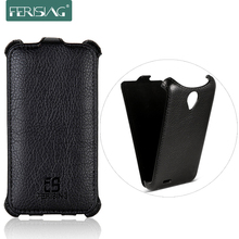 Fersing Cover For Philips Xenium W6500 W732 W832 W8510 X5500 Cases Flip Leather Cases Lichee Pattern Mobile Phone Bag P001