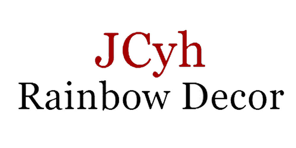 JCyh Rainbow Decor