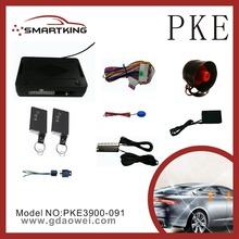 high quality PKE CAR ALARN SYSTEM with universal remote car alarm&keyless entry system auto lock and unlock