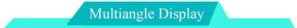 Multiangle display