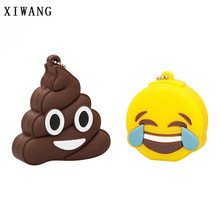 XIWANG Emotional Expression Usb Flash Drive Expression Smile Pen Drive USB 2.0 4GB 8GB 16GB 32GB 64GB Memory Stick Pendrive Gift