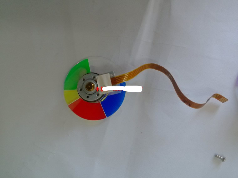 Projector Color Wheel For OPTOMA X110 DX772 DK332<br>