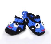 2016 hot style baby hand-woven wool toddler shoe manufacturers selling low help low-pass automobile modeling Free shipping