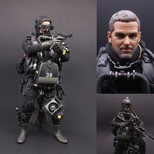 1:6  United States USSOCOM NAVY SEAL UDT frogmen Soldier Set  Military Action Figure Toy Scale dolls Models Boys Gift  12 inch
