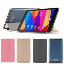 "Free shipping PU Leather Case for cube T8 t8s t8 plus T8 Ultimate 8""tablet pc, High-quality case for CUBE T8(China)"
