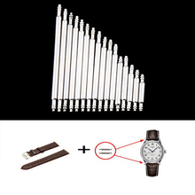 360pcs 8-25mm Watch Band Spring Bars Strap Link Pins Repair Watchmaker Link Pins Remove Tools Watch Accessories w Resell Case(China)