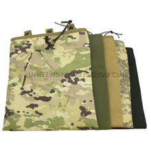 Hot Sale Army Tactical Folding Recovery Dump Mag Outdoor Hunting Paintball Shooting Accessories Pouch(China)