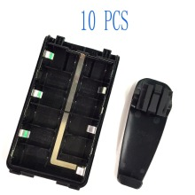 YIDATON 10PCS BP263A battery case/box for IC V80/V80E two way radio walkie talkie 6*AA