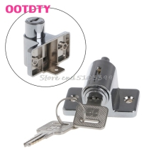 New Zinc Sliding Window Patio Screw Door Locking Pin Push Child Safety Lock #G205M# Best Quality