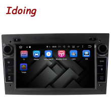 Idoing 2G+16G Android6.1 Steering-Wheel 2Din For Opel Vectra Corsa D Astra Car Multimedia TV Fast Boot Built-in 3G Dangle NO DVD