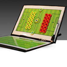 MAICCA magnetic Football Tactics Board Soccer Supply For Football Teaching Guidance Training with Pen Dry Erase Clipboard(China)