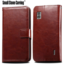 Buy fashion style flip leather Mobile phone back cover nexus4 flip leather cases 4.7'For LG Google Nexus 4 E960 case for $3.25 in AliExpress store
