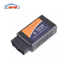 Discount!!! DHL free 100pcs/lot ELM327 Bluetooth V2.1 Auto OBD2 Diagnostic Tool ELM 327 OBDII Scanner V 2.1 Wireless For Android