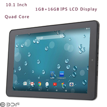 New 10.1 inch Android 5.0 Tablet pc 16GB  WIFI tablets pc quad core Mini computer 7 8 9 10 inch android tablet pc hdmi slot