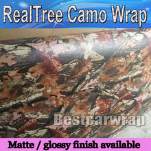 New ambush cornhole Realtree Camo Car Wrap Mossy Oak camouflage vehicle wraps Covering foil Graphics size 32ft / 67ft /98ft etc.(China)