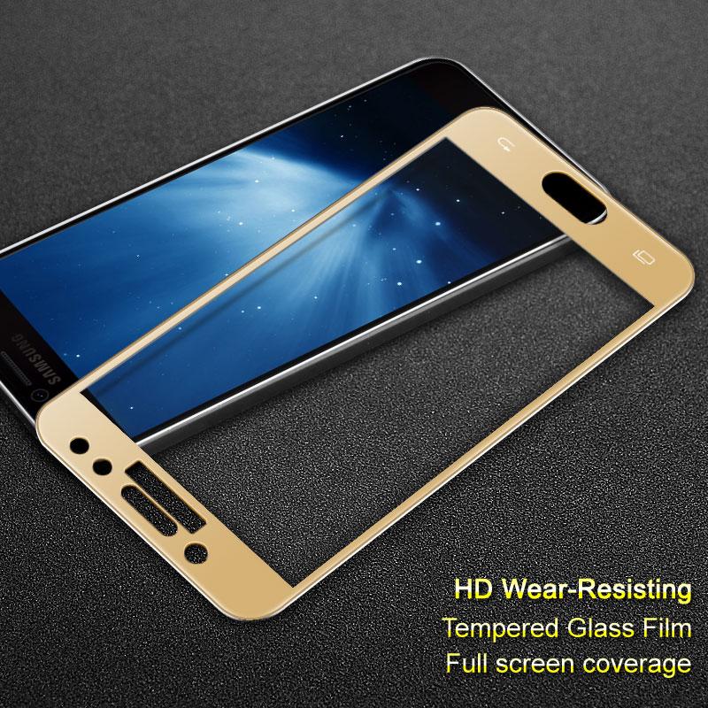 3D Curved Full Screen Coverage Tempered Glass For Samsung Galaxy J3 17 J5 17 J7 J330 J530 J730 17 Screen Protector Film 6
