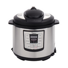 Multi-function electric pressure cooker/ 110V / Intelligent heating/ Precise temperature control/ Safety / Easy to clean /271209