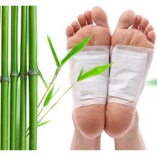 Multifunctional Chinese Medicine 10 pcs New Detox Foot Pads Patches with Adhesive Organic Herbal Cleansing Patch