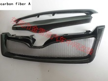 Fit for 13 Subaru Forester carbon fiber Or FPR car grill high quality(China)
