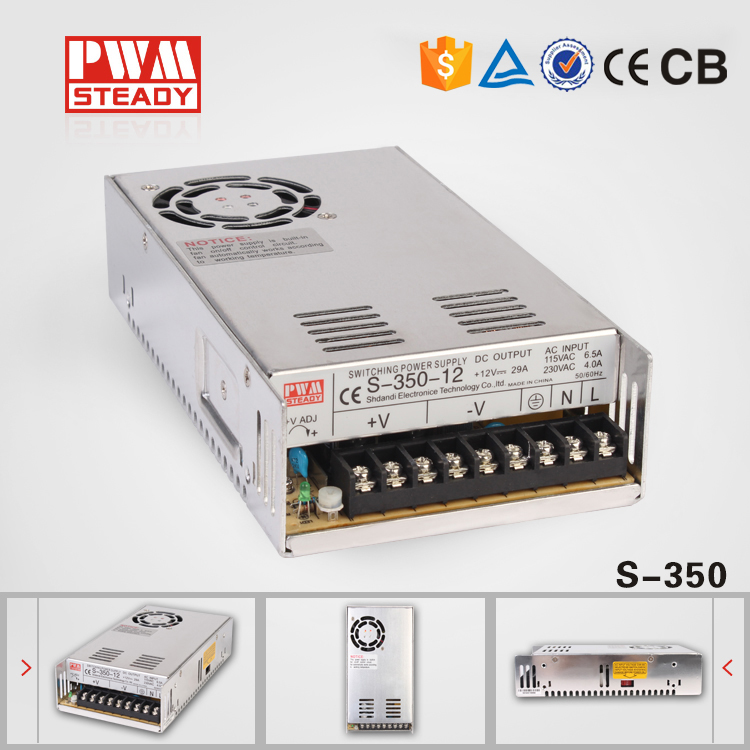 (S-350-36) Low noise 350w dc 36v output SMPS 36v 350w switching power supply<br><br>Aliexpress