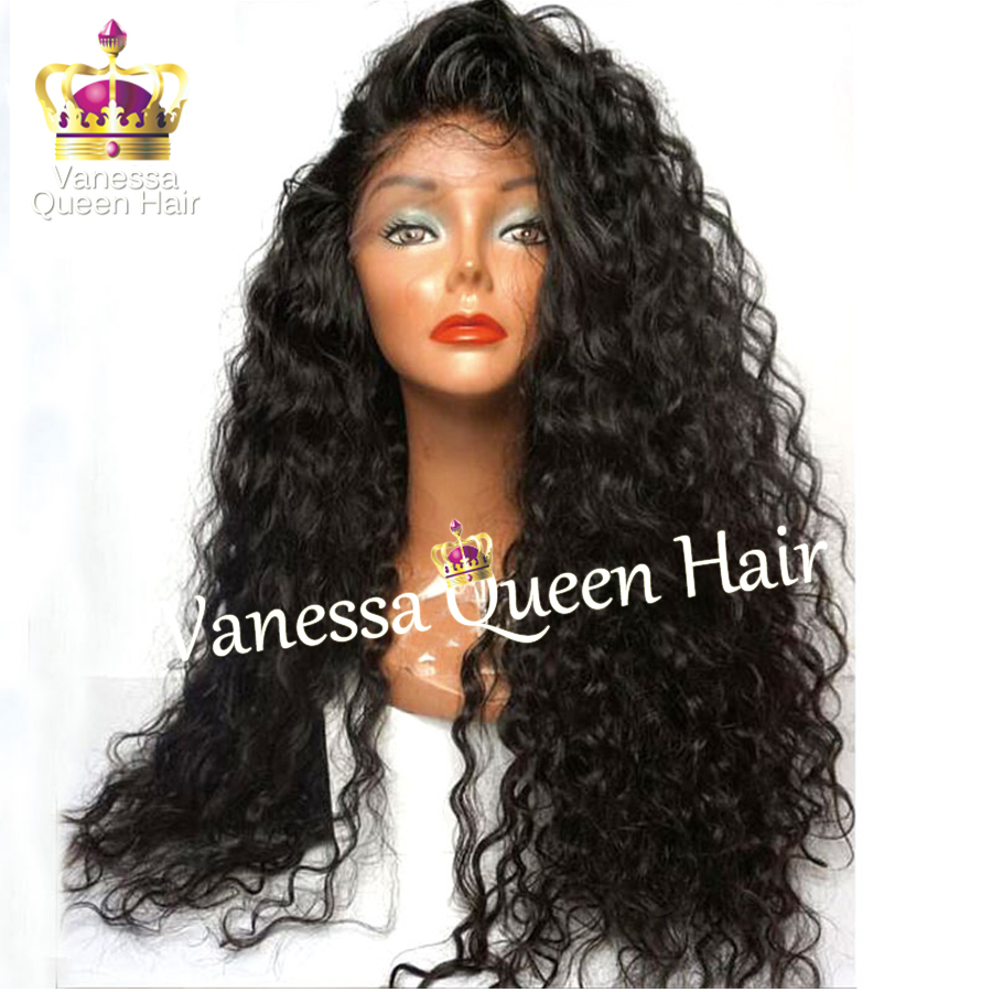 Top Quality synthetic lace front wig afro curl black hair heat resistant synthetic lace front wig for black women kinky curl wig<br><br>Aliexpress