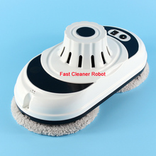 Magnetic Window Cleaning Robot With remote control,Enabled inside+outdoor high up on window robot cleaner