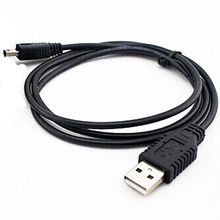 Best Black USB 2.0 A Male to Mini 5 Pin B Data Charging Cable Cord Adapter