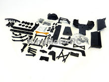 New King Motor Truck Body Mounting Conversion Kit Fits HPI 5B SS 2.0 5T Rovan free shipping