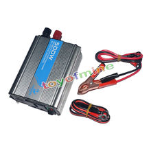 500W Watt Car USB Mobile Power Inverter Converter DC 12V to AC 220V Adapter Convenient Practical