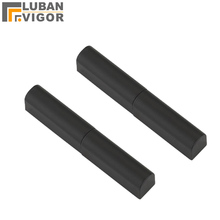 CL204,Industrial machinery cabinet doors hinge,Matt black,For Fire/Communication/ Metal cabinet,industrial hinge(China)