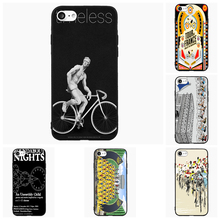 Tour De France Bicycle Bike Race Sport Cell Phone Case For iPhone iPod 4 5s 6s 7 Plus For Nokia Lumia N5 N6 HTC Cover Shell Gift