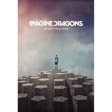 Trends Intl. Imagine Dragons Night Visions Print Poster 27x40cm Wall Posters