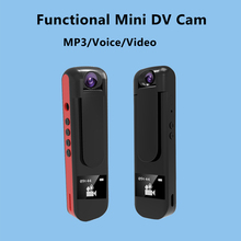 IDV009 Mini Camera Full HD 1080P Mini Cam 180 Degree Rotate Pen Camera Voice Recording Mini DVR Camera Small Video Camcorder(China)