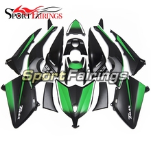 ABS Full Fairings For Yamaha TMAX 530 T-Max 12 13 14 2012 2013 2014 Injection Motorcycle Fairing Kit Matte Black Green Body Kits(China)