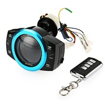 AOVEISE MT481 12V Motorcycle Audio Stereo Anti-theft alarm Motorbike FM Radio MP3 Player Speaker Remote Controller For Riders