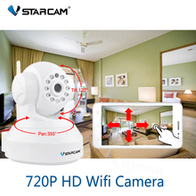 VStarcam HD 720P Wifi IP Camera Onvif Wifi home camera SD Card Support ,CCTV Security Camera Night Vision P2P Pan Tilt free App
