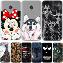 "TPU Cover for Alcatel U5 5047 cover,Cartoon TPU Case for Alcatel U5 case 5.0"" Gel Phone Skin Bag Painted Soft TPU"