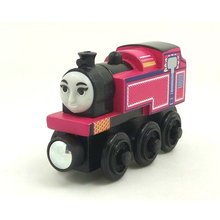RARE NEW ASHIMA Original Thomas And Friends Wooden Magnetic Railway Model Train Engine Boy / Kids Toys Gift Children track game