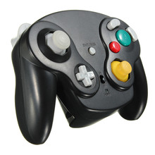 2.4G Wireless For Gamecube Interface Gaming Controller Joypad Joysticks For Nintendo GC NGC For Gamecube Game Gamepad